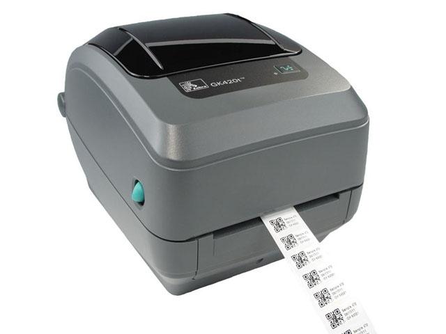 Принтер этикеток Zebra GK420t