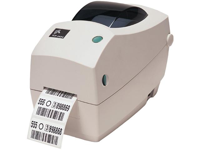 Принтер этикеток Zebra-TLP 2824 Plus