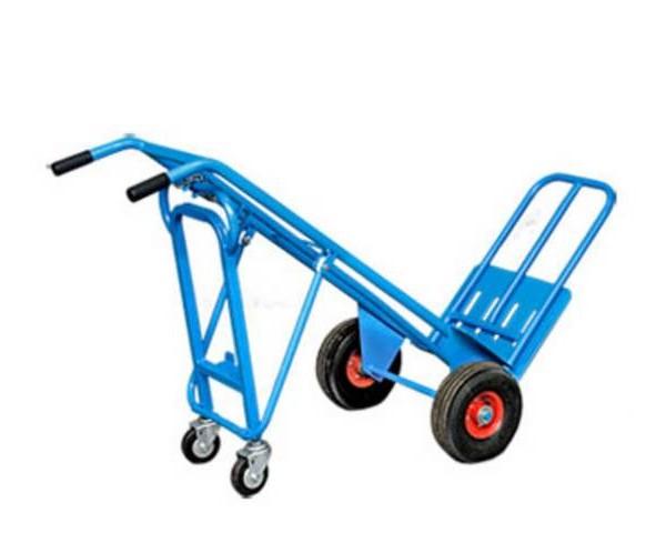 Тележка трансформер для перевозки грузов