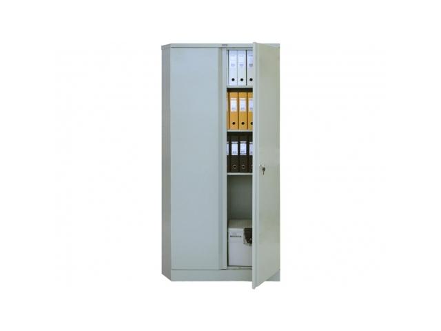 Шкаф металлический для документов Практик AM-2091