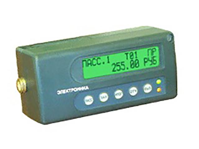 Таксометр Электроника-505К