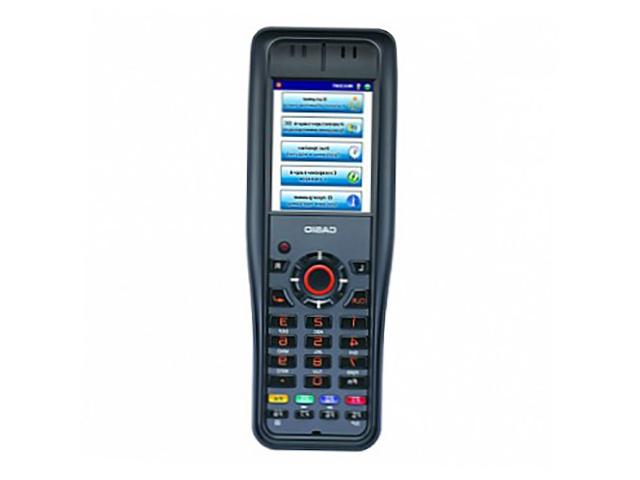 Терминал сбора данных Casio DT-X8-10E, laser