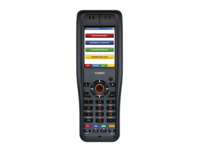 Терминал сбора данных Casio DT-X8-40E, 2D с увеличенной дальностью