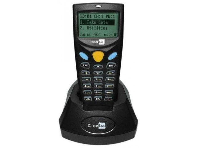 Терминал сбора данных Cipher 8000L, USB, лазер