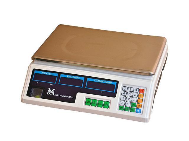 Торговые весы BP 4900 30 5ДБ 06