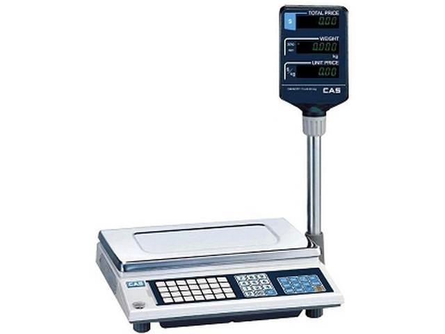 Торговые весы CAS AP-15EX
