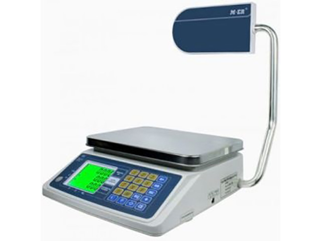 Торговые весы M-ER 326P-30.5 «CASE»