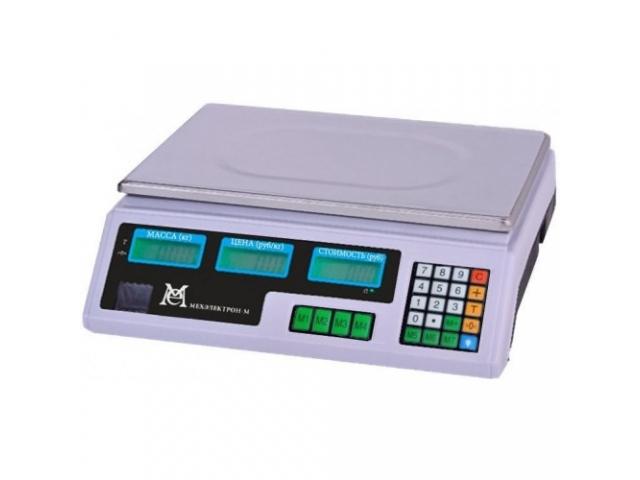 Торговые весы ВР 4900-15-2ДБ-06