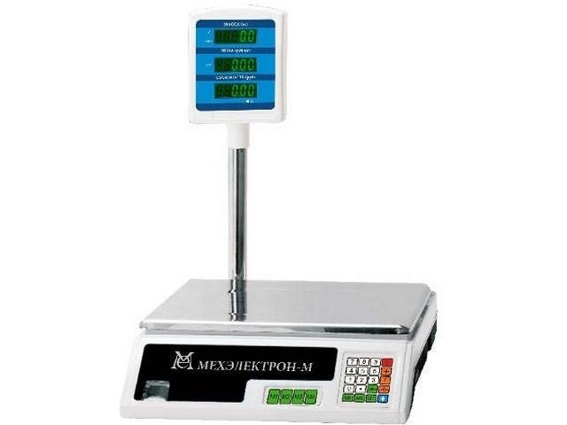 Торговые весы ВР 4900-30-5САБ-05