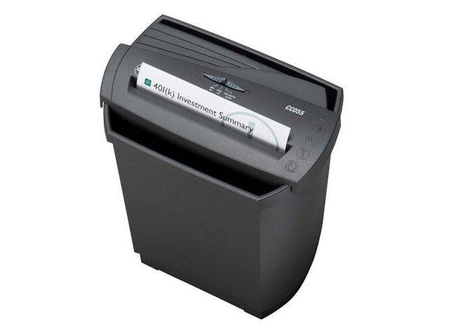 Уничтожитель бумаги GBC SHREDMASTER CC055 (4x40 мм)