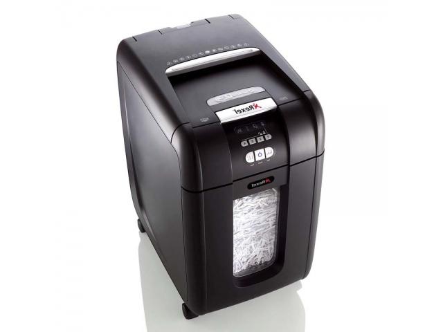 Уничтожитель бумаги Rexel Auto+ 250 / 300X (4x40 мм)