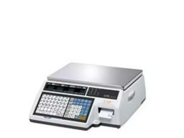 Весы с принтером этикеток CAS CL5000-15B