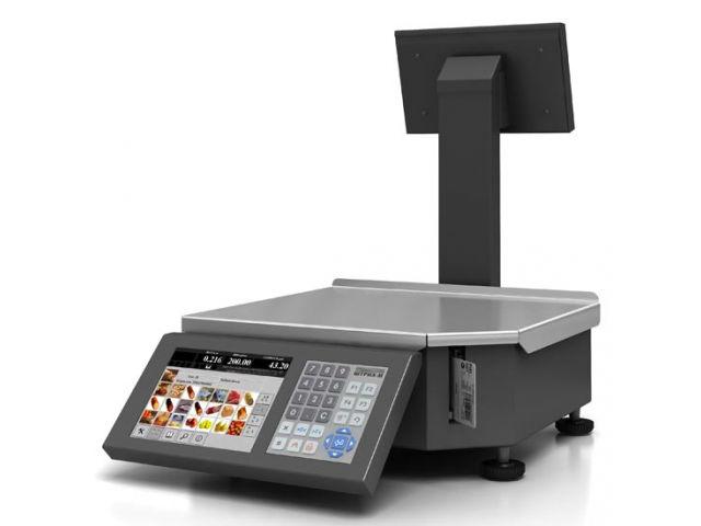 Весы с принтером этикеток ШТРИХ PC200CE
