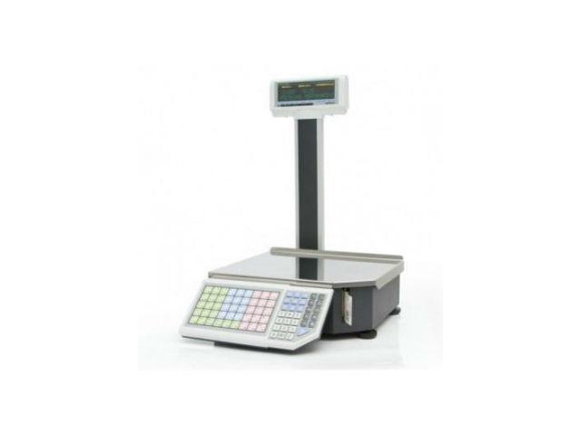 Весы с принтером этикеток «ШТРИХ-ПРИНТ» 4.5