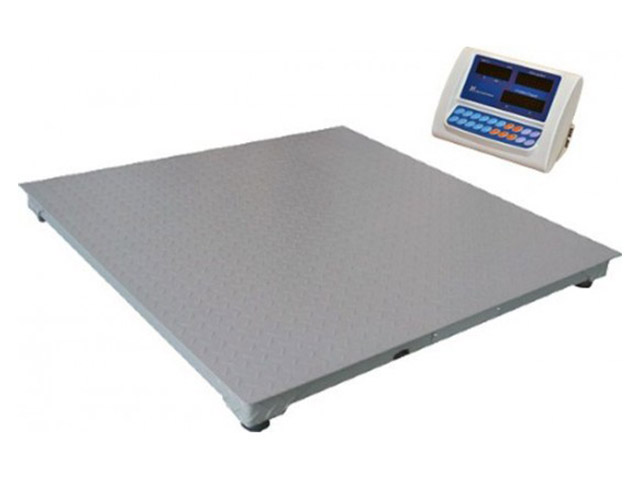 Платформенные весы ВЭТ-1-3000П-1С
