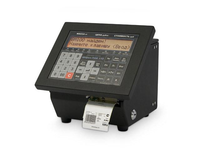 Принтер этикеток Штрих-Пак-110